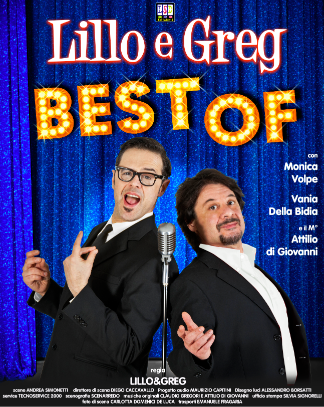 Lillo e Greg - Best of